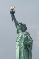 Highlight for Album: Paul Lauschke Statue of Liberty Photos