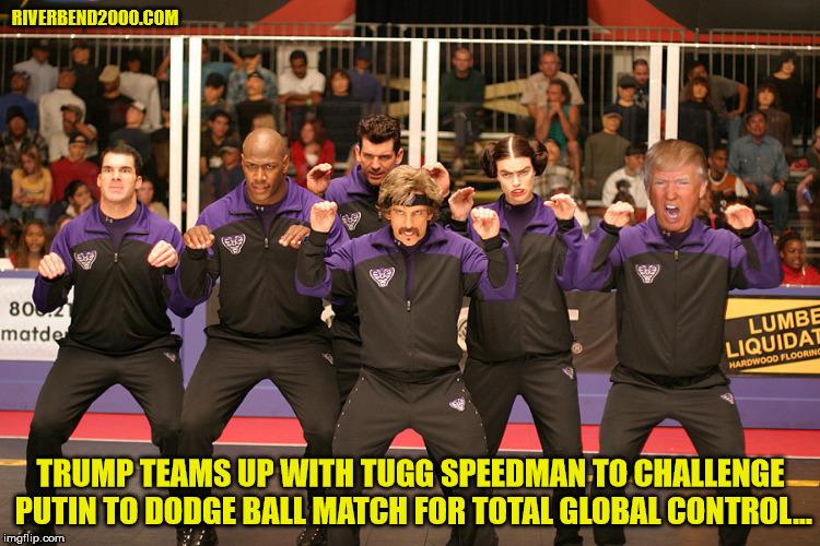 trumpdodgeball