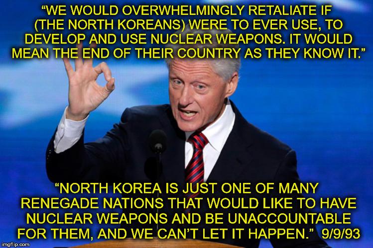 clintondestroynorhtkorea